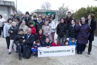 'Scholas Occurrentes' llega a Pozuelo