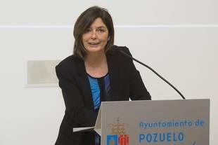 Paloma Adrados, candidata del PP a la alcaldía de Pozuelo