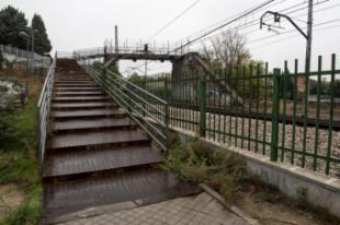 El Ayuntamiento invertirá más de 314.000 euros en restaurar la pasarela del Paseo de la Concepción
