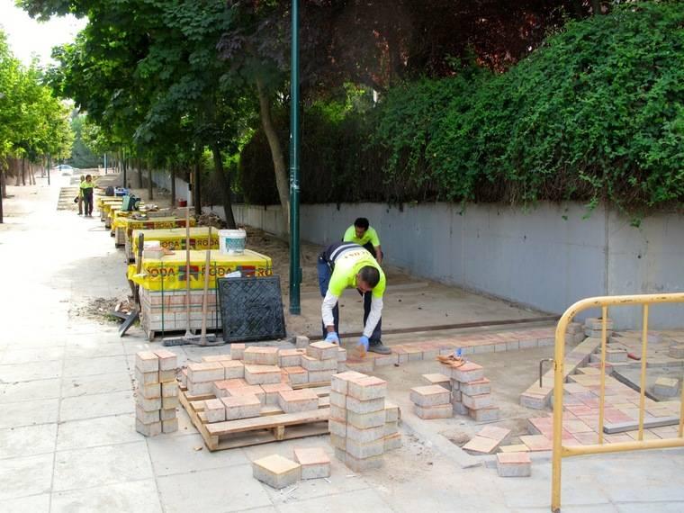 El Ayuntamiento de Pozuelo invierte más de 230.000 euros en la mejora de calles
