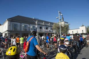 ¡Ven a la Fiesta de la Bici de Pozuelo!