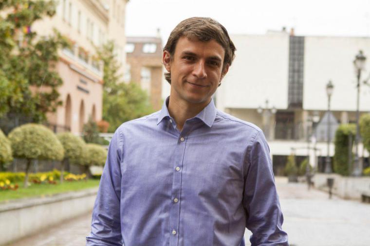 Unai Sanz Llorente: 'El próximo Gobierno Municipal debe atajar el problema de la vivienda en Pozuelo aumentando la oferta y el parque de viviendas en régimen de alquiler que existen en nuestro municipio'.