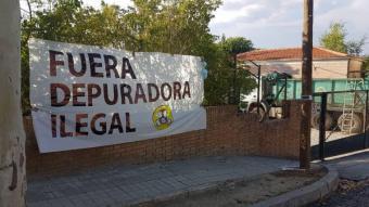 """Somos Pozuelo: """"Quislant debe reconocer el daño causado y asumir sus responsabilidades por la depuradora ilegal"""""""