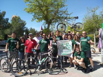 """Somos Pozuelo: 'Haremos de Pozuelo un referente en movilidad ciclista"""""""