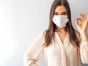 Cómo cuidar la piel al llevar mascarilla higiénica