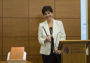 Susana Pérez Quislant, alcaldesa de Pozuelo
