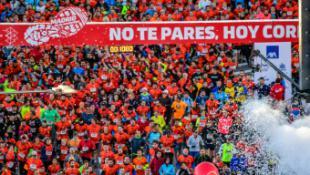 PONLE FRENO hace historia al cumplir 10 años de su carrera en Madrid dedicada a las víctimas de tráfico