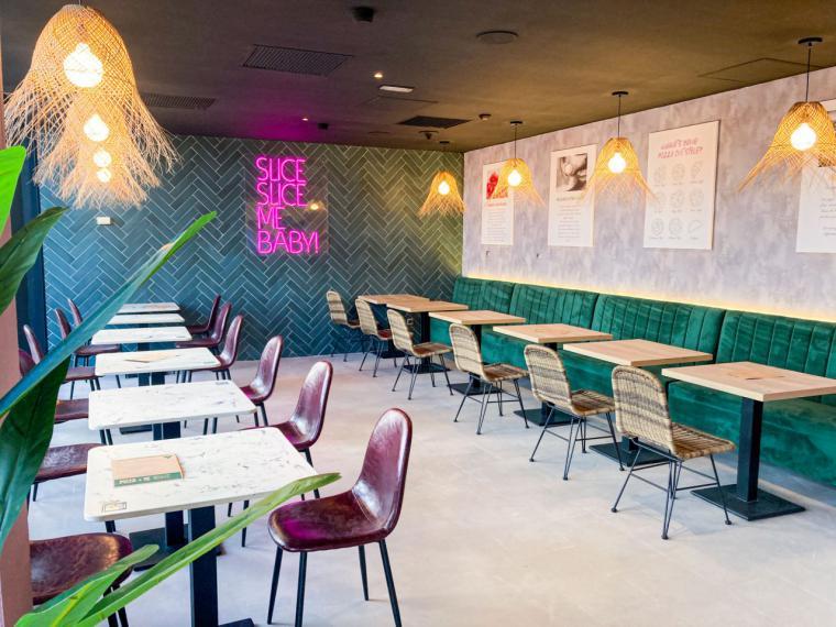 500º Crust Pizza Place, la nueva pizzería de moda en Pozuelo