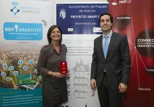 Pozuelo consigue un 'Smart Cities 2015'