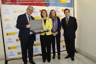 """Pozuelo recibe el Premio Nacional """"Buenas Prácticas en Drogodependencias"""""""