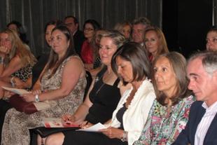 Paloma Adrados en los Premios AME Pozuelo