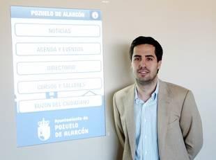 Pablo Rivas, concejal de Tecnologías para la Información.