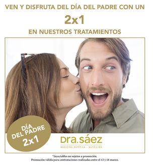 Promociones de Marzo en la Clínica Dra. Sáez
