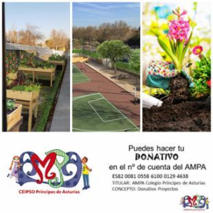 El Colegio Príncipes de Asturias, camino de convertirse en un centro de referencia ambiental en Pozuelo de Alarcón