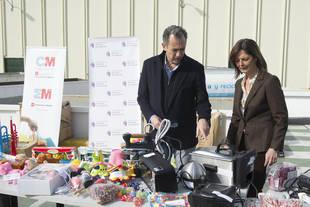 El Punto Limpio de Pozuelo ha destruido 120.000 artículos no aptos para el consumo