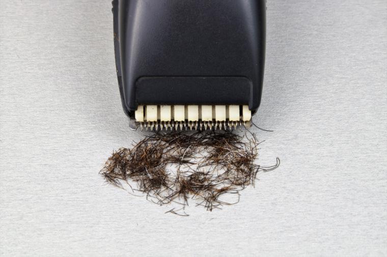 Volver a empezar: el mensaje secreto de raparse el pelo