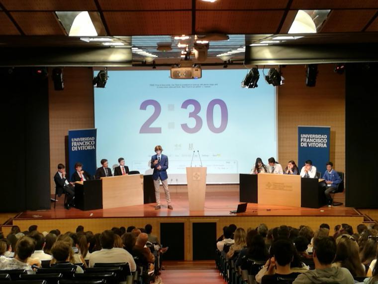 Se abre el periodo de inscripción para participar en el VIII Torneo Intermunicipal de Debate Escolar