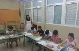 Refuerzo escolar en Pozuelo