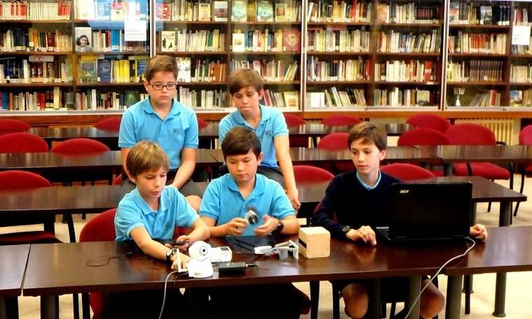 Alumnos de Pozuelo, finalistas de un concurso de la Agencia Espacial Europea