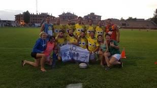 El Olímpico Rugby Club de Pozuelo conquista Ávila