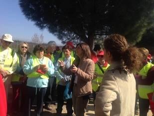 Pozuelo estrena la primera ruta de senderismo urbano circular