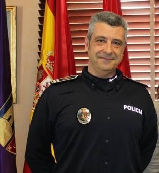 José Antonio Bahón, Sargento de Policía Municipal de Pozuelo