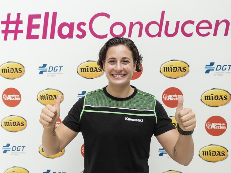 Midas presenta #EllasConducen, una campaña solidaria para desmitificar la forma de conducir de las mujeres