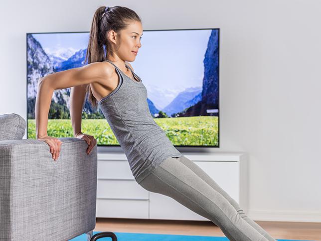 Estas son las cinco razones por las que el Bodyweigth será tu nuevo deporte preferido