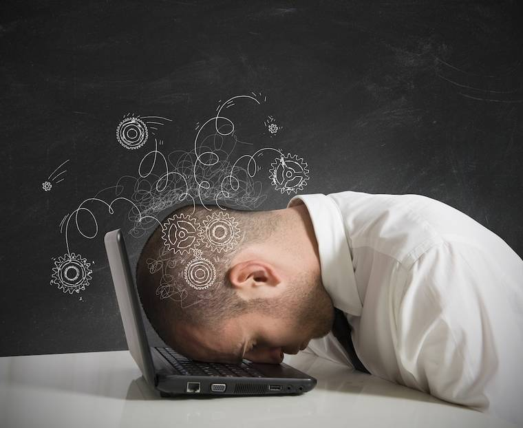 "¿Síntomas de ""estrés posvacacional""?"