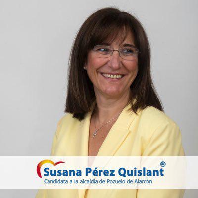 Susana Pérez Quislant presenta su programa electoral para las próximas elecciones municipales
