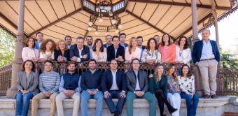 Susana Pérez de Quislant da las gracias tras las elecciones
