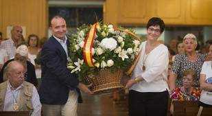 Las fiestas del Carmen y la alcaldesa de Pozuelo