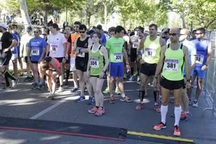 Más de un millar de corredores en la 3ª Carrera Popular Ciudad de Pozuelo