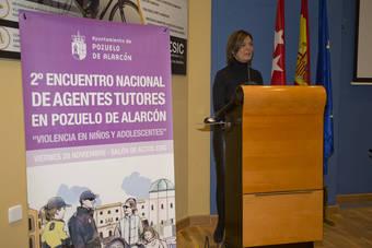 Paloma Adrados: 'Ni podemos ni queremos mirar hacia otro lado en lo relativo a la protección de menores'