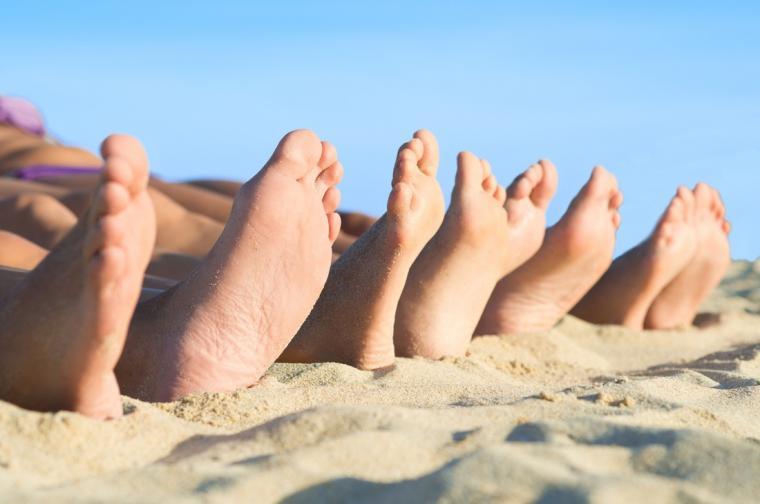 Este verano, pon atención a tus pies