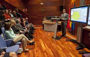 Representantes consulares de 20 países visitan Pozuelo