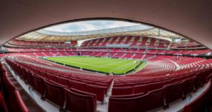 La Comunidad de Madrid mantiene la vacunación frente al COVID-19 en el estadio Wanda Metropolitano