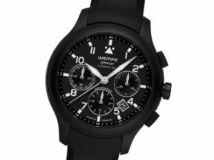 Wempe presenta su reloj cronográfico Zeitmeister