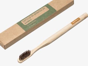 La alternativa sostenible a los cepillos de dientes de plástico