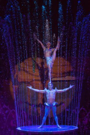 El exitoso espectáculo 'Circo Sobre Agua' llega por primera vez a Madrid