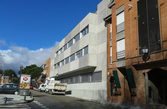 El ayuntamiento abre el plazo para optar a 18 viviendas de for Oficina padron madrid