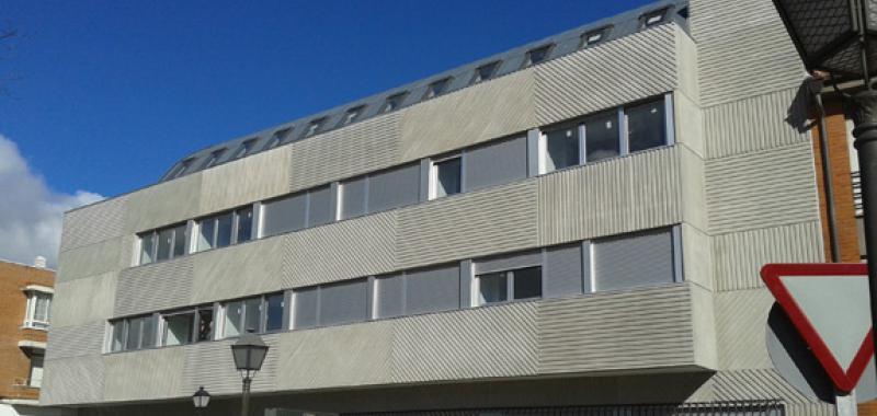 El ayuntamiento abre el plazo para optar a 18 viviendas de for Oficinas padron madrid